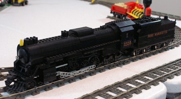 polar express lego train set # 11