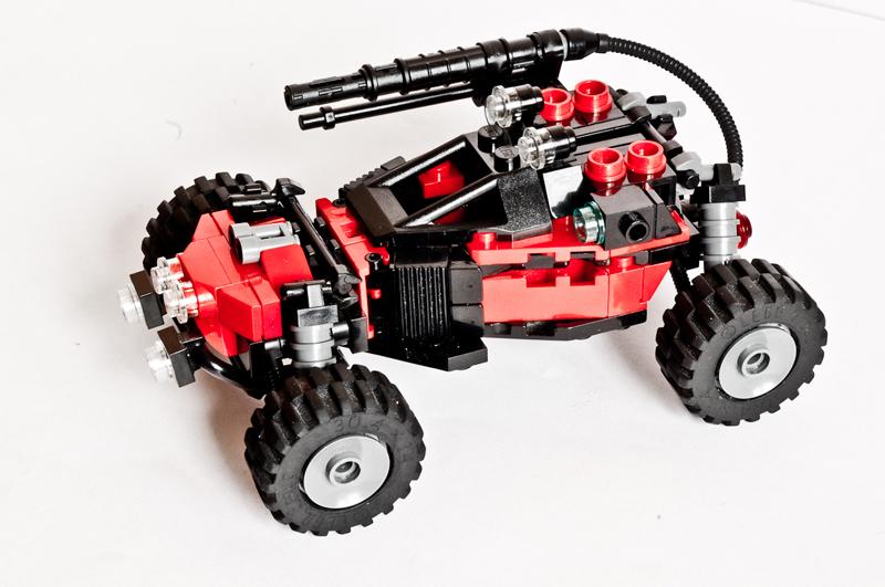Light Assault Vehicle