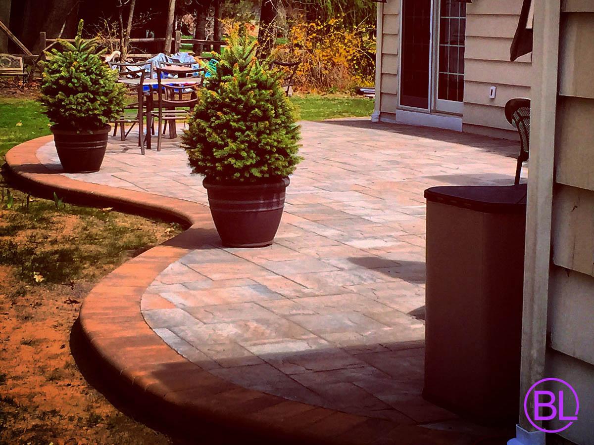 Paver Installation Rochester NY, Veneer Stone Ideas ... on Brick Paver Patio Designs  id=12026