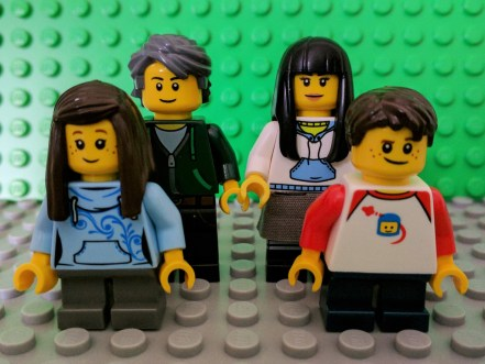 Lego Family Picture - 1