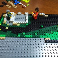 Building Ninjago City (Part One)