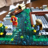 Building Ninjago City (Part Two)