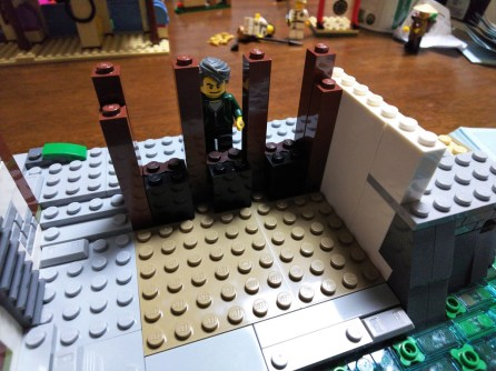 Building Lego Ninjago City - Part Four - 14