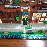 Building Ninjago City (Part Four)