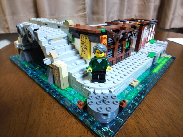 Building Lego Ninjago City - Part Four - 23