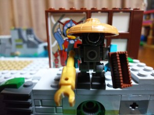 Building Lego Ninjago City - Part Four - 8