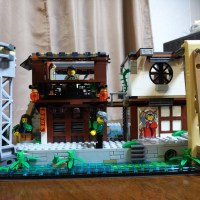 Building Lego Ninjago City - Part Six
