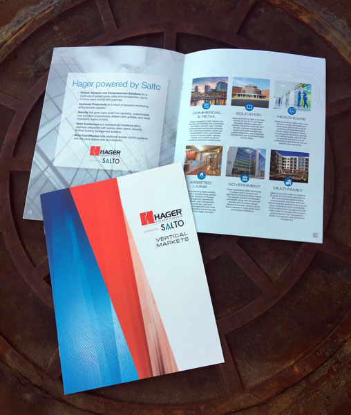 Hager Salto Vertical Markets Brochure