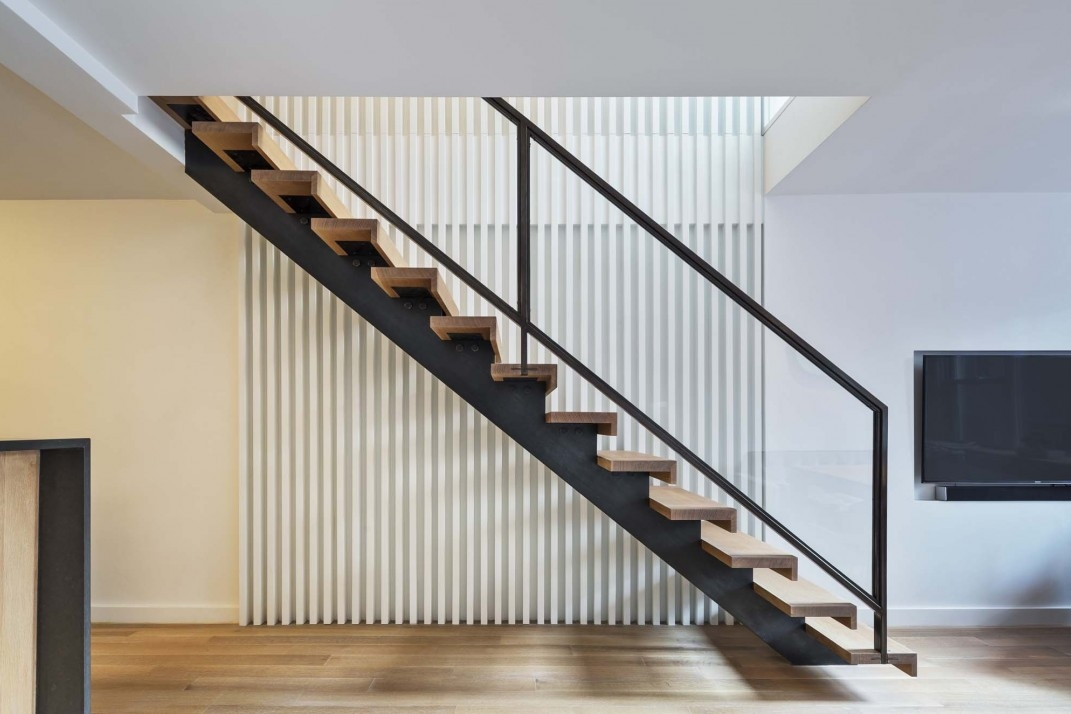 Spiral Staircase Alternatives For Your Nyc Duplex Renovation | Half Round Stairs Design | Half Circle Staircase | Frame | Plan | Metal | Indian Style