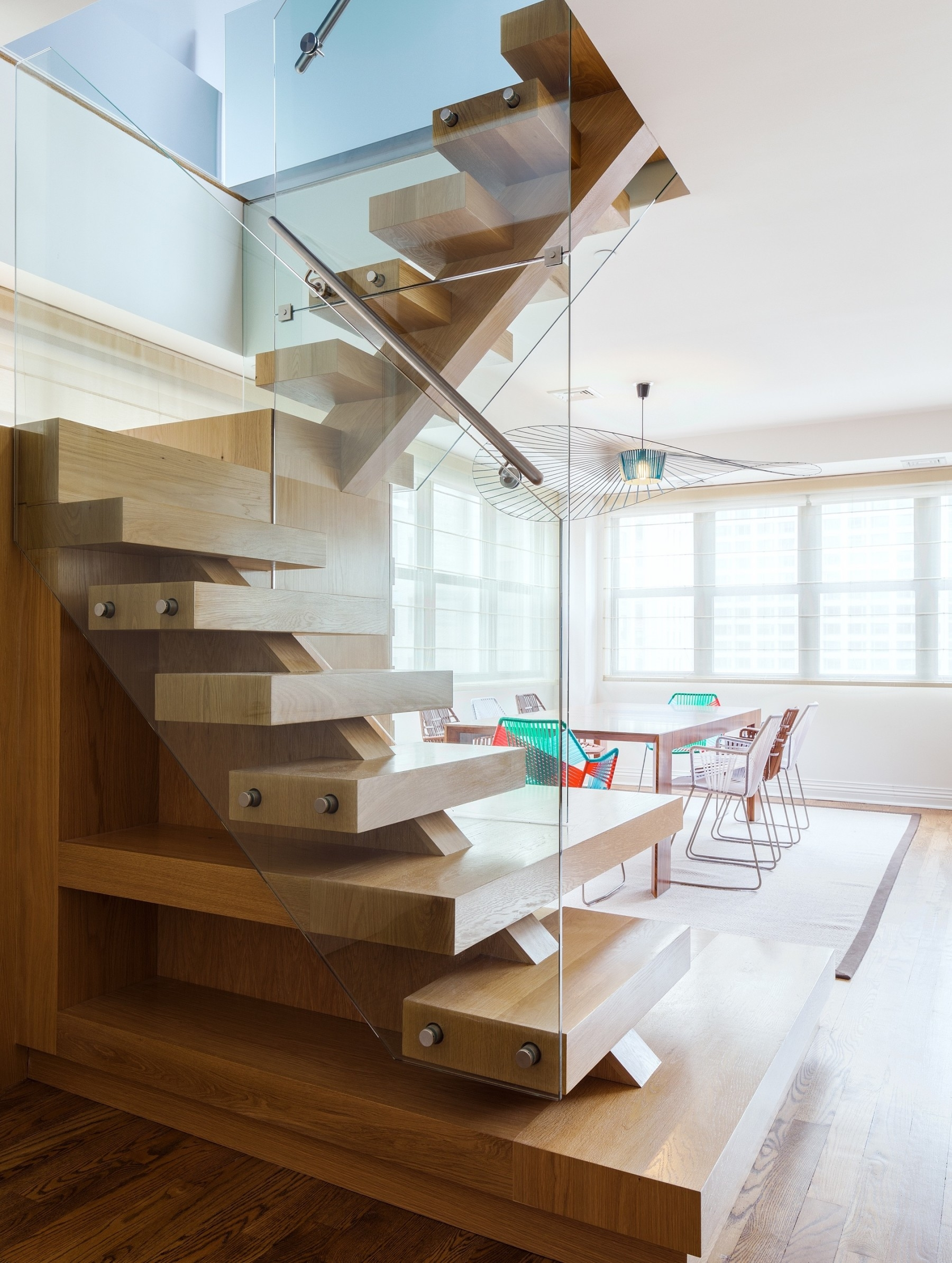 Spiral Staircase Alternatives For Your Nyc Duplex Renovation | Metal Spiral Staircase Cost | Iron | Deck | Stainless Steel | Stair Parts | Staircase Kits