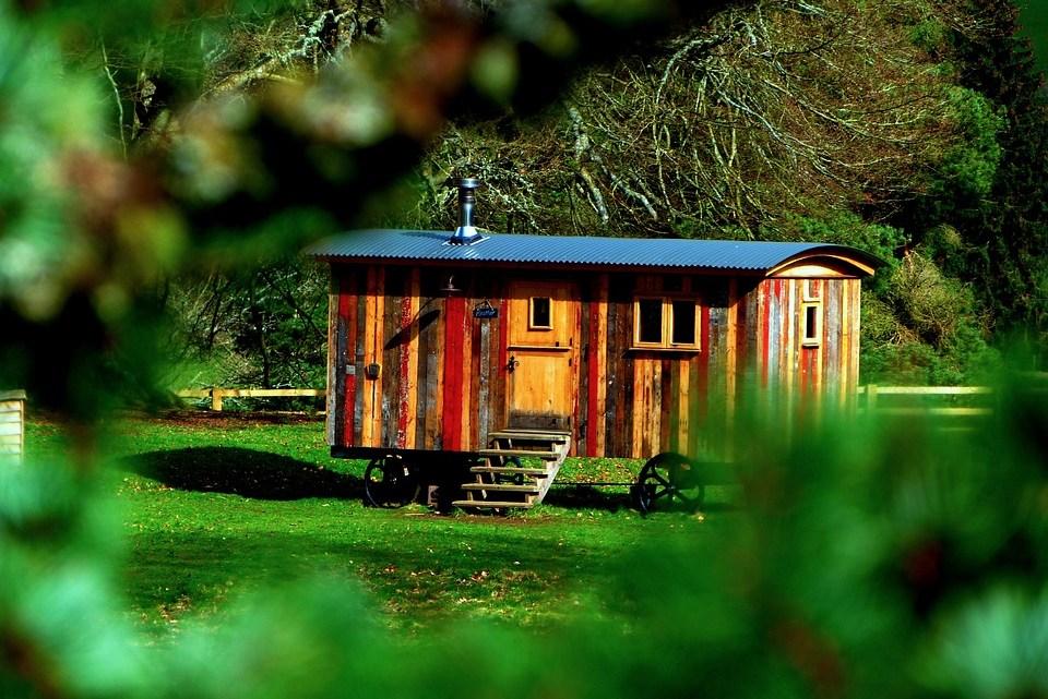 Les 6 étapes pour construire une cabane pour enfants