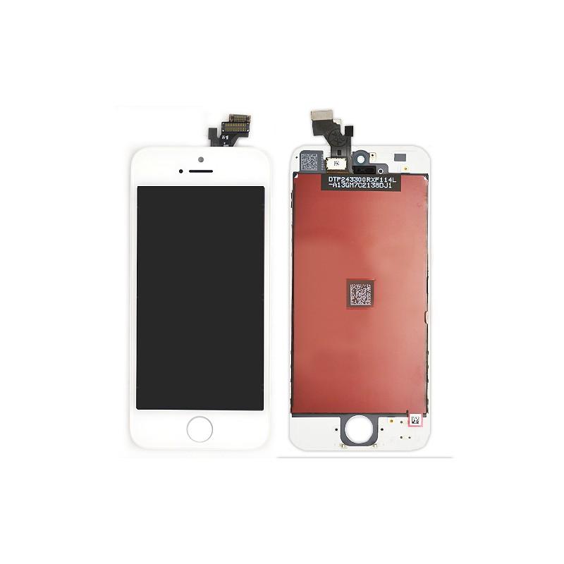 ecran blanc iphone 5 rapport qualite prix