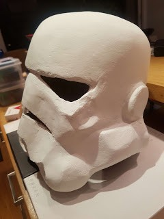Le casque de StormTrooper – épisode 3
