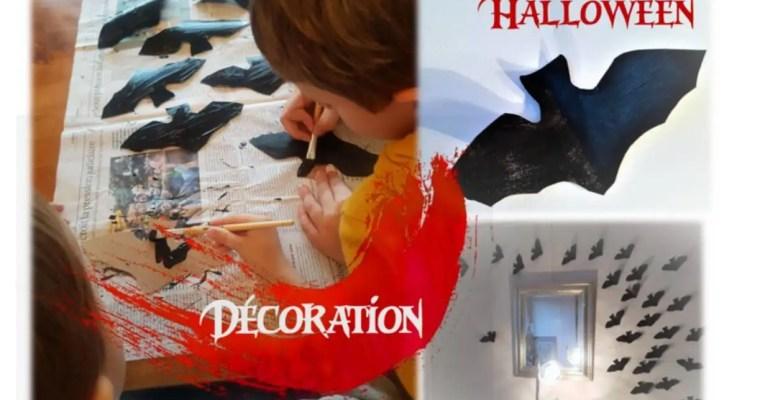 chauves souris de décoration
