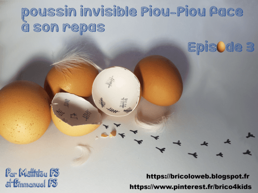 Le Poussin Piou - Episode 3