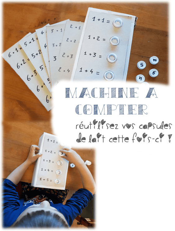 DIY : La machine a compter