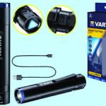 Torcia varta led night cutter f20r