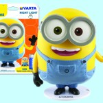 Torcia varta minions night light   -15615