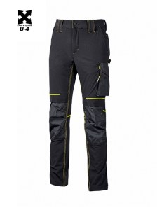 pantalone antinfortunistico upower linea performance modello atom colore black carbon 2 - Home