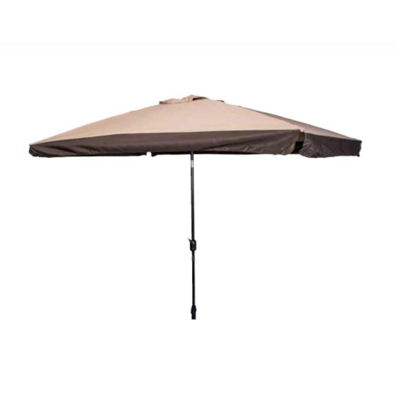 Questa tipologia di ombrellone da giardino permette di godersi l'ombra e il fresco senza alcun ingombro. Ombrellone Rettangolare 2x3 Caffe Da Esterni E Giardino Brico Casa