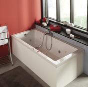 baignoire balneo rectangulaire d angle