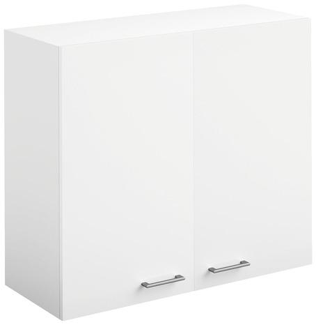 meuble bas pour four bali blanc l 60 x