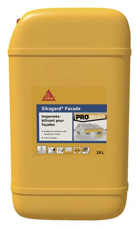 Protection Facade Sikagard 20 L Brico Depot
