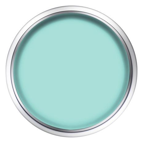 peinture salle de bains color resist