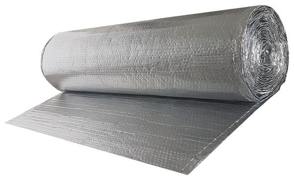 Isolant Mince Thermo Reflecteur A Bulles 4 Composants Brico Depot