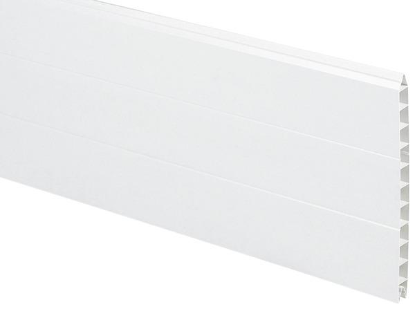 planche en pvc blanche l 3 m x h 31 8