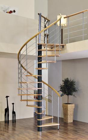 escalier autoportant helicoidal brico