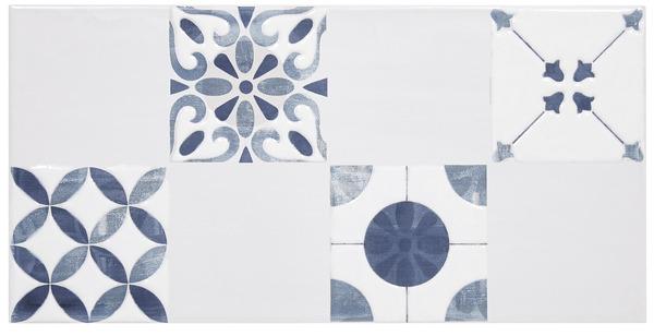 carrelage blanc en faience 20x40 cm