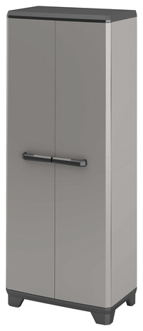 armoire haute resine h 173 x l 68 x p