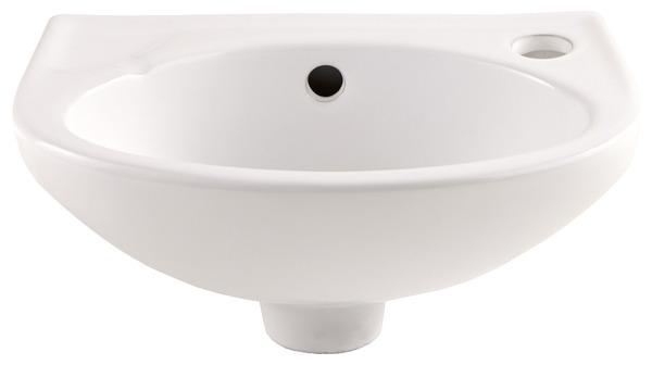 lave mains bori l 35 x h 15 x p 23 cm goodhome