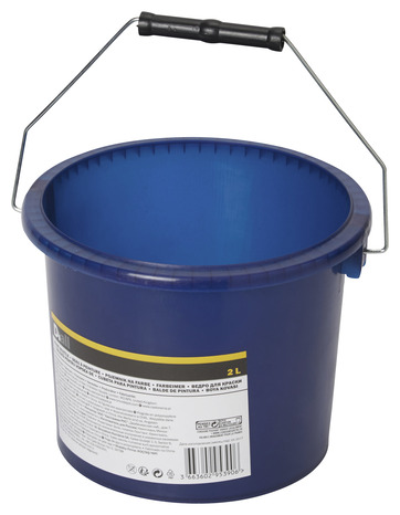 seau bleu en plastique 2 l brico depot