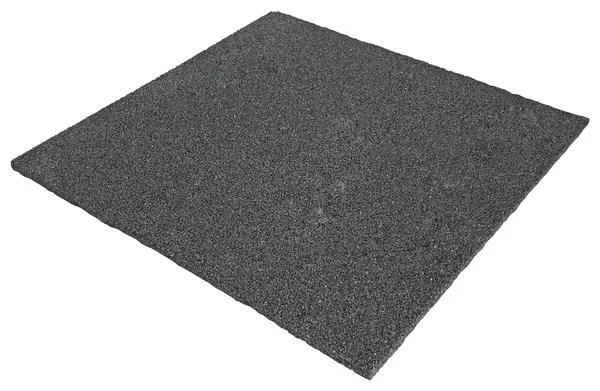 tapis anti vibration noir mat 60 x 60