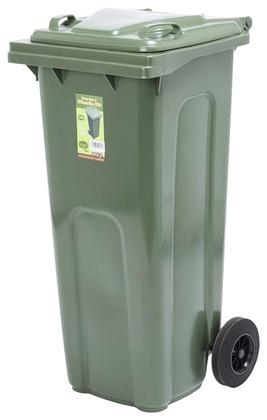 conteneur poubelle roulant avec