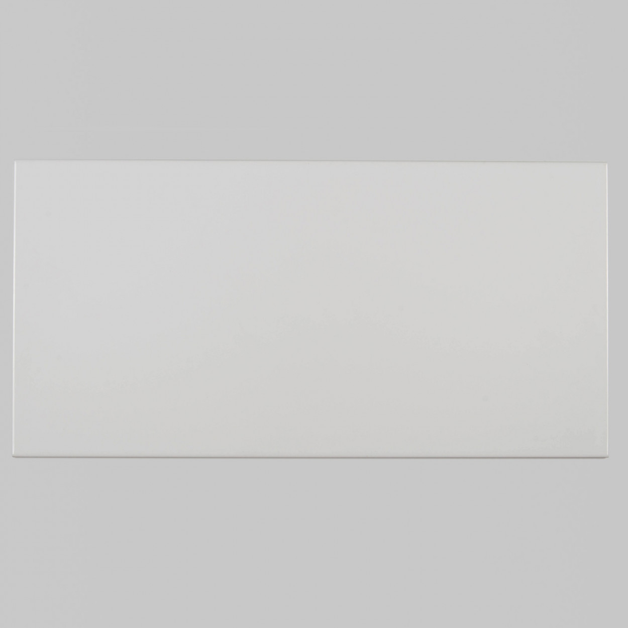 carrelage mural pro blanc emaille rectifie 30 x 60 cm