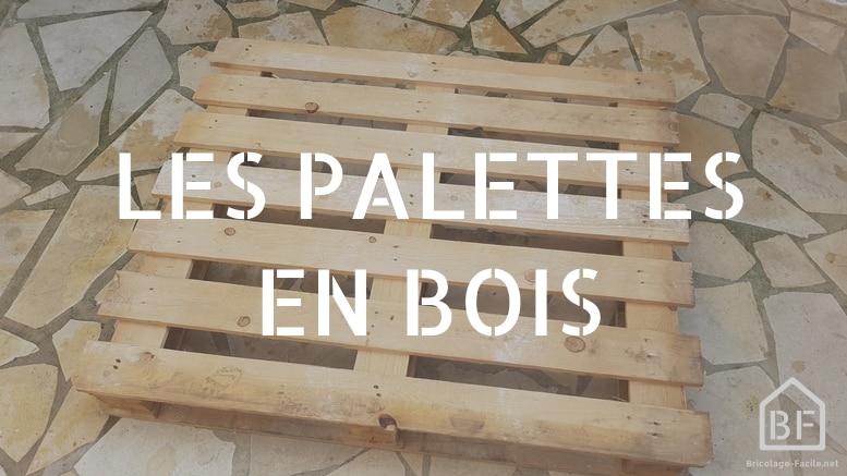 palettes bois diy tutos recyclage