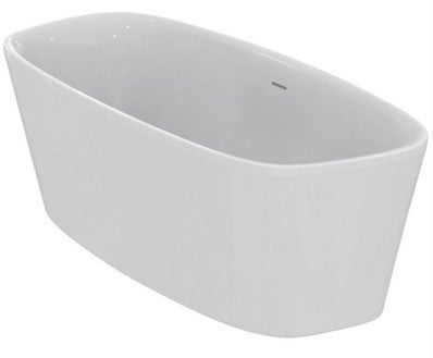 baignoire ilot l 80 x l 180 cm dea ideal standard
