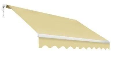 Acquista online o in negozio i nostri binari per tende. Tenda Da Sole A Barra Quadra Beige 295x200 Cm Lxp Bricoman
