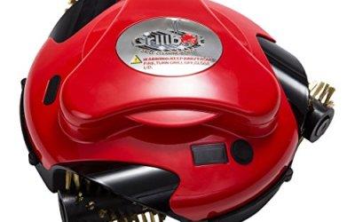 Grillbot, el robot que límpia barbacoas