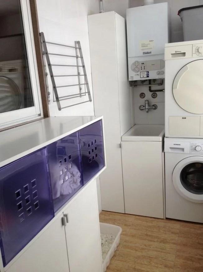 Diy organizar un cuarto de lavado for Cuartos lavaderos