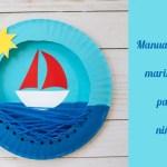 manualidades para niños en vacaciones
