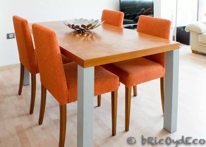 C mo restaurar una mesa de madera y dejarla como nueva - Como hacer una mesa de comedor ...