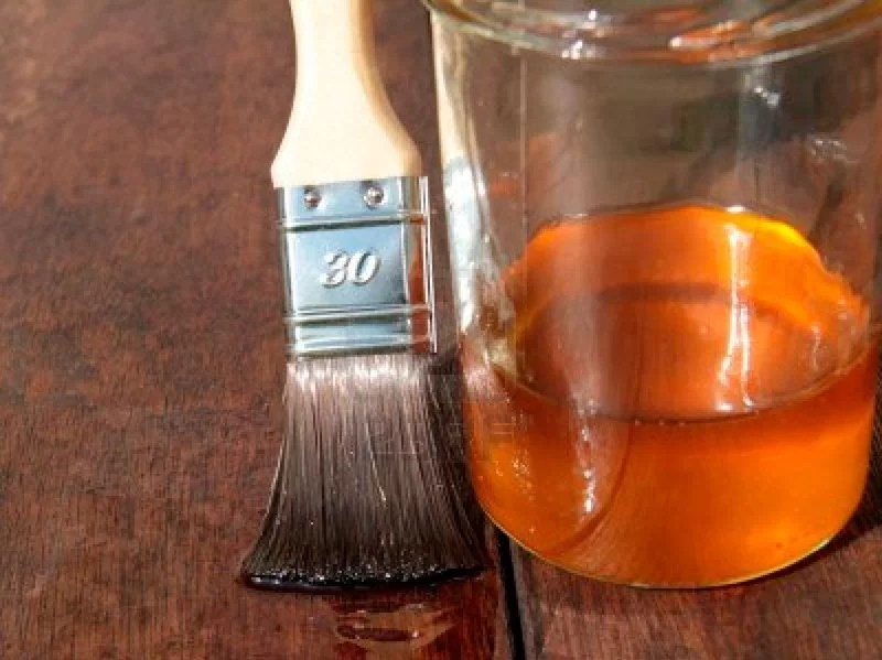 aceite de linaza para la madera