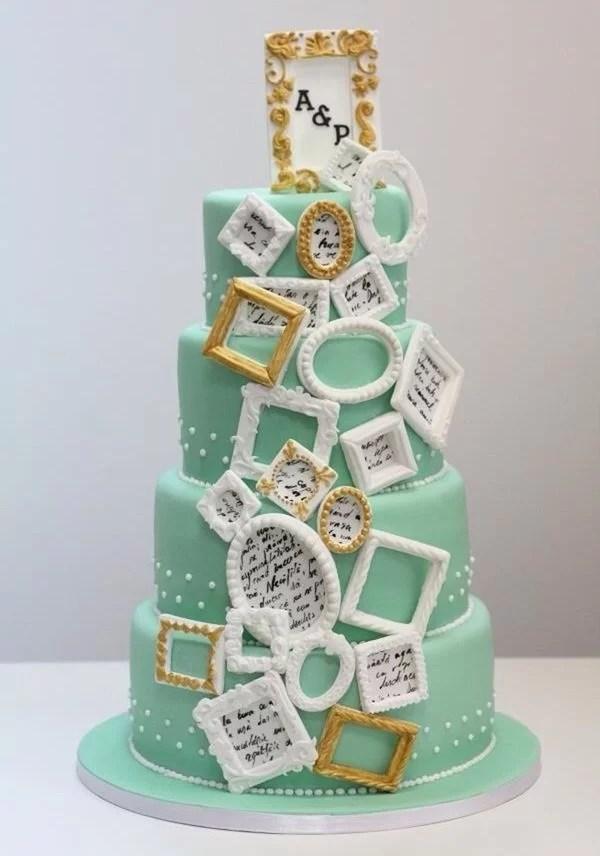 30 ideas para decorar fiestas DIY con cuadros y portaretratos