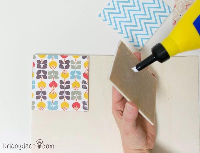 adherir azulejos DIY