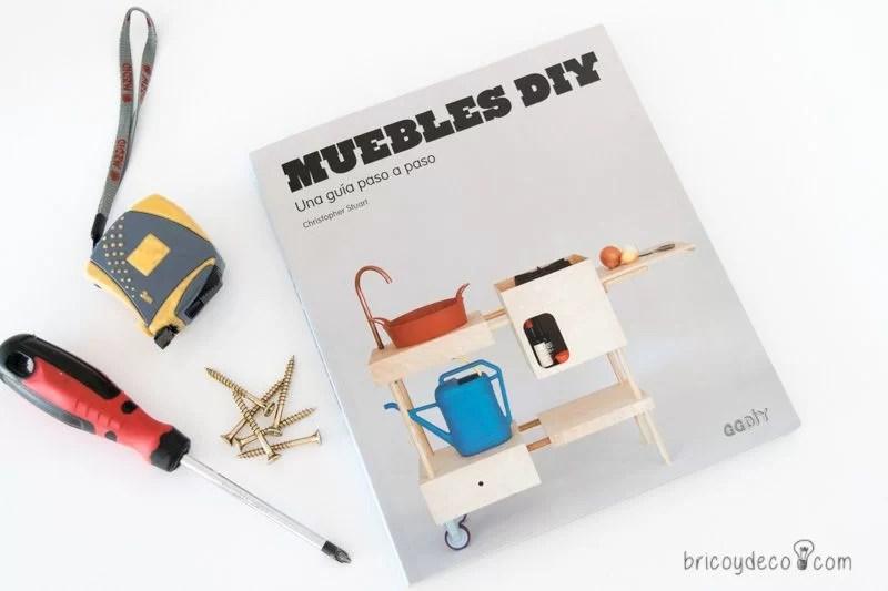 libro Muebles DIY de GG