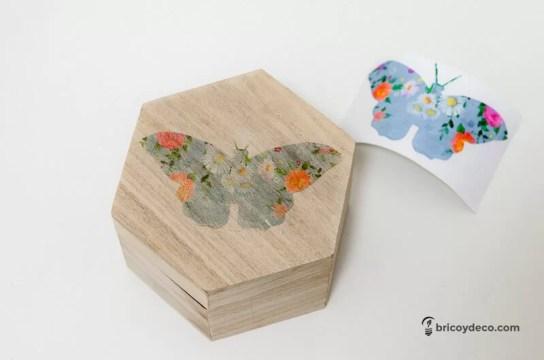 transferir imágenes sobre madera